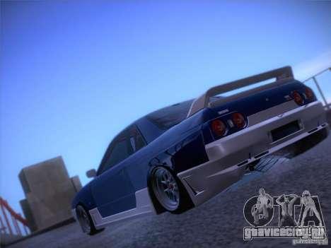 Nissan Skyline R32 Drift Tuning для GTA San Andreas вид слева