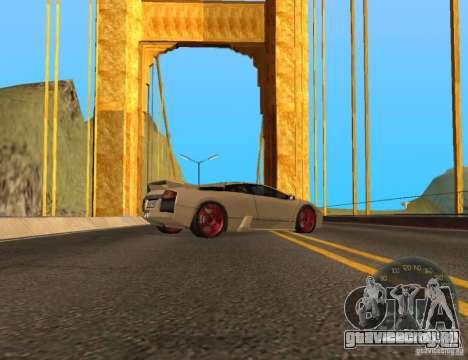 Золотые ворота для GTA San Andreas второй скриншот