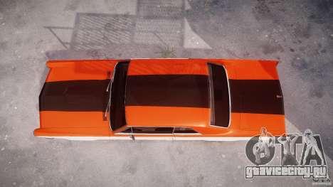 Pontiac GTO 1965 v3.0 для GTA 4 вид справа