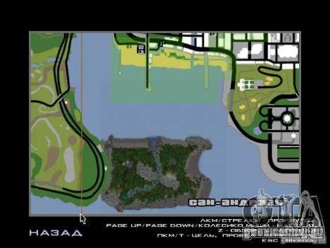 Тропический остров для GTA San Andreas десятый скриншот