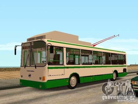 ВЗТМ 5280 для GTA San Andreas