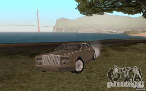 Rolls-Royce Phantom для GTA San Andreas