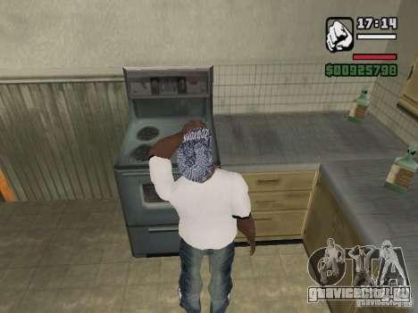 Реалистичные возможности для GTA San Andreas пятый скриншот