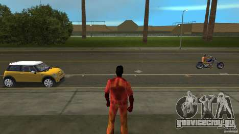 Cool Man для GTA Vice City