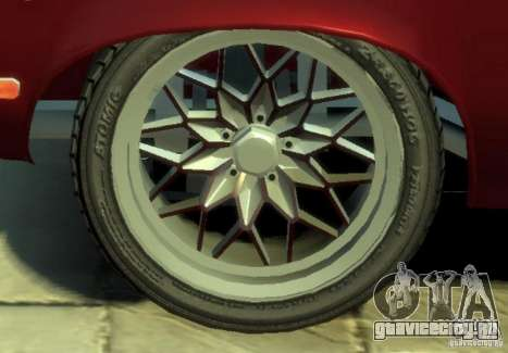 AMC Matador для GTA 4 вид сбоку