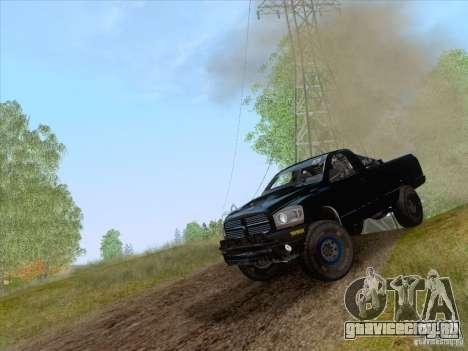 Dodge Ram Trophy Truck для GTA San Andreas