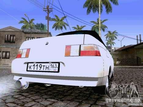 ВАЗ 21103 Maxi для GTA San Andreas вид справа