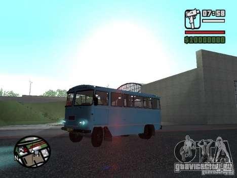 АСЧ-03 Чернигов для GTA San Andreas вид слева
