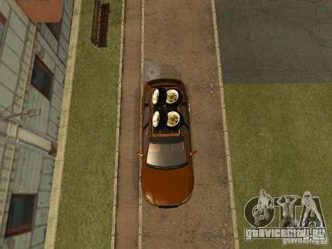 Audi A4 Avant 2005 JDM Style для GTA San Andreas вид сбоку