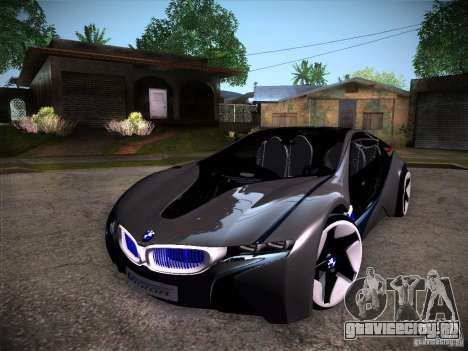 BMW Vision Efficient Dynamics I8 для GTA San Andreas