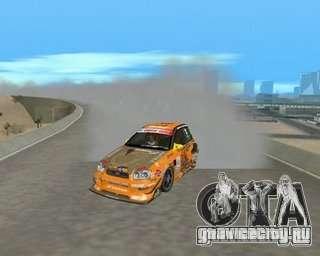 Handling Mod для SA:MP для GTA San Andreas третий скриншот