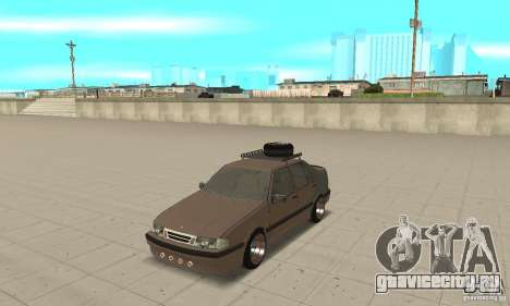 Saab 9000 GT Drifting 1998 для GTA San Andreas