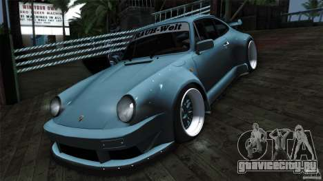 Porsche 911 Turbo RWB DS для GTA San Andreas