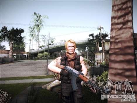 Неудержимые для GTA San Andreas второй скриншот