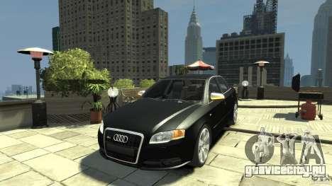 Audi S4 Quattro для GTA 4