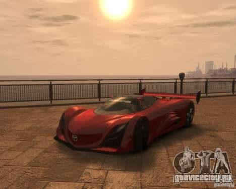 Mazda Furai для GTA 4