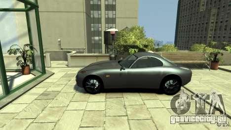 Alfa Romeo Nuvola для GTA 4 вид слева