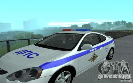 Police на мосту Сан-Фиеро_v.2 для GTA San Andreas пятый скриншот