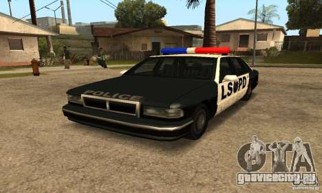 Яркие мигалки для GTA San Andreas