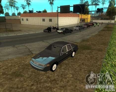 ENBSeries Good Оld для GTA San Andreas второй скриншот