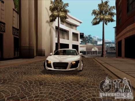 ENBSeries для GTA San Andreas девятый скриншот