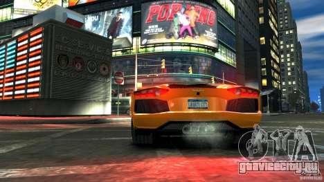Lamborghini Aventador LP700-4 2011 EPM для GTA 4 вид справа