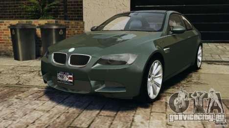 BMW M3 E92 2007 v1.0 [Beta] для GTA 4