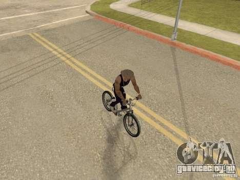 Прятать-доставать оружие в машине для GTA San Andreas четвёртый скриншот