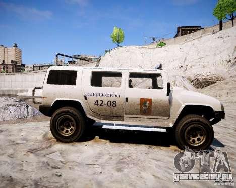 Russian NOOSE Patriot для GTA 4