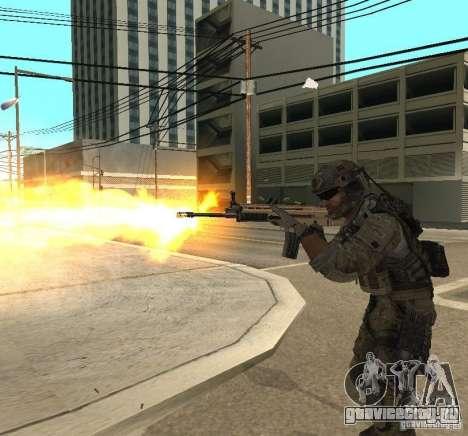 Frost and Sandman для GTA San Andreas пятый скриншот