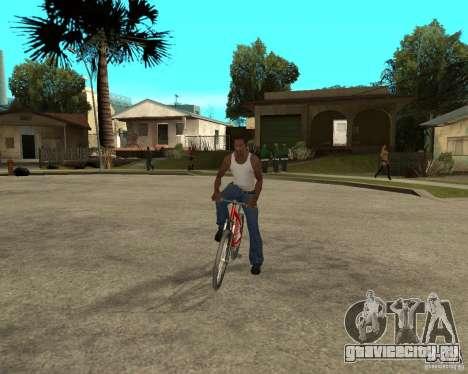 Kona Cowan 2005 для GTA San Andreas вид сзади