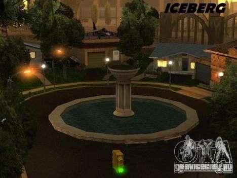 Nev Groove Street 1.0 для GTA San Andreas