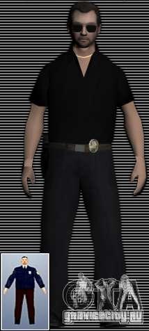 New FBI Agents для GTA San Andreas второй скриншот