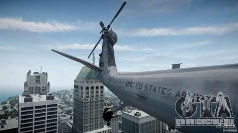 HH-60G Pavehawk для GTA 4 вид справа
