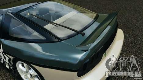 Nissan 240SX Time Attack для GTA 4 салон