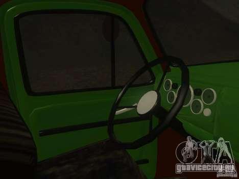 ГАЗ-63 для GTA San Andreas вид справа