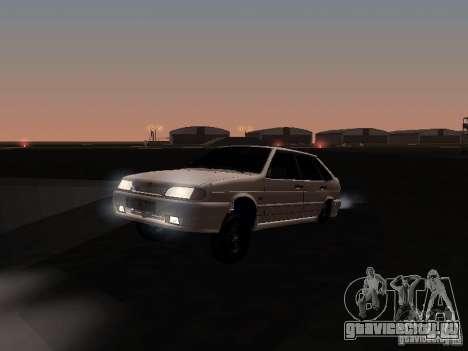 ВАЗ 2114 Хулиган для GTA San Andreas