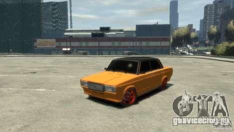 ВАЗ 2107 v3.0 для GTA 4