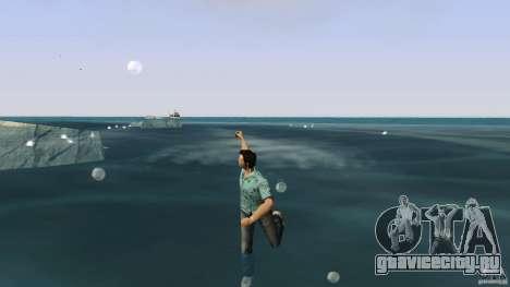 Плавание для GTA Vice City второй скриншот