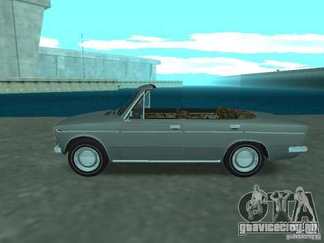 ВАЗ 2103 Cabrio для GTA San Andreas вид слева