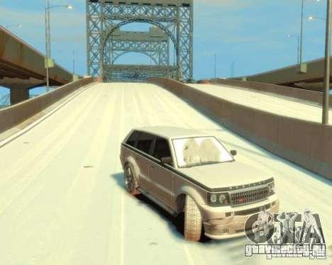 Гололёд для GTA 4