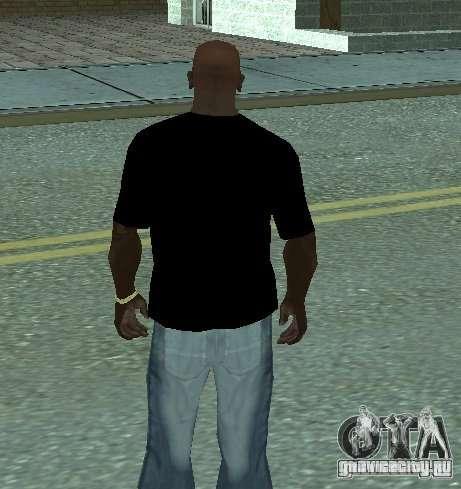 Футболка Triple-H для GTA San Andreas второй скриншот