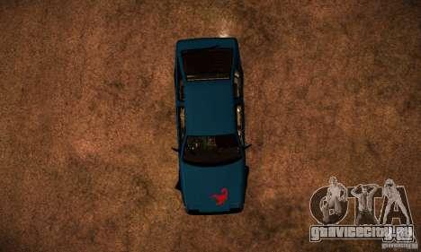Toyota Corolla AE86 для GTA San Andreas вид справа
