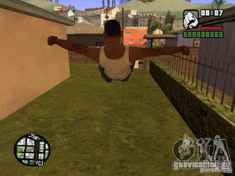 ACRO Style mod by ACID для GTA San Andreas седьмой скриншот