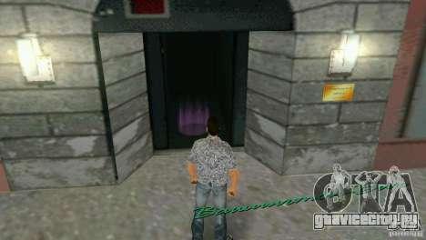 Возможность войти в интерьеры для GTA Vice City второй скриншот