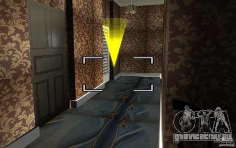 Русская хата сиджея для GTA San Andreas третий скриншот