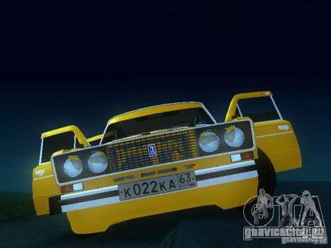 ВАЗ 2106 SPARKO для GTA San Andreas