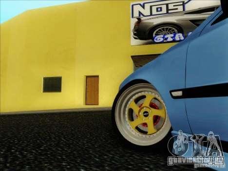 Volvo S60 для GTA San Andreas вид сбоку