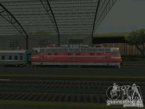 Переключатель ж/д стрелок для GTA San Andreas пятый скриншот