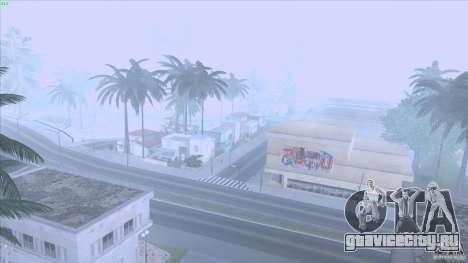 ENBSeries by Allen123 для GTA San Andreas восьмой скриншот